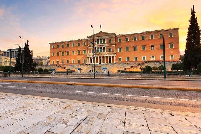 International athens Airport to Athens