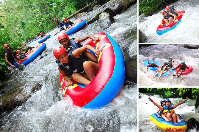 Bali Activity: Bali River Tubing