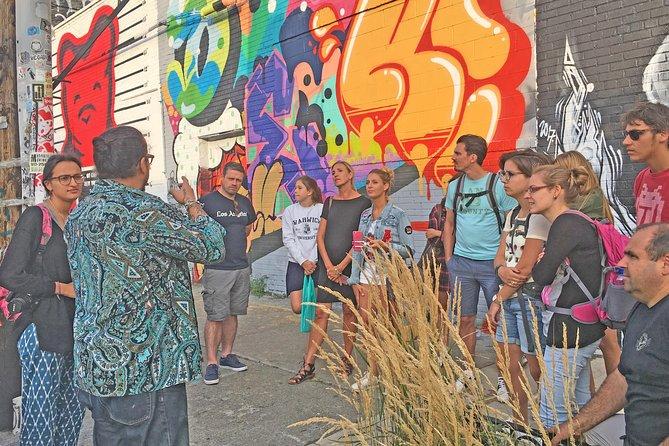 Brooklyn Street Art Walking Tour