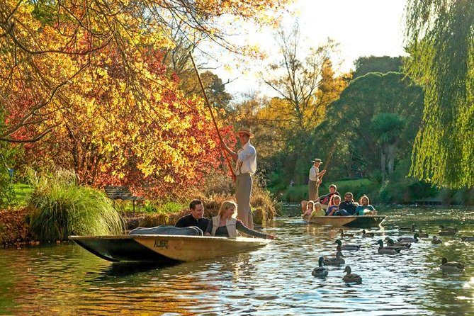Christchurch Private Luxury Full Day Tour