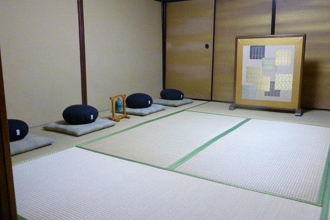 Zen Meditation for Life in Kyoto