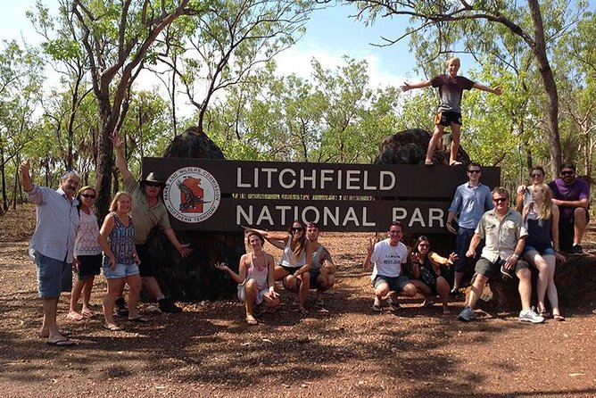 Litchfield National Park and Jumping Crocodile Cruise