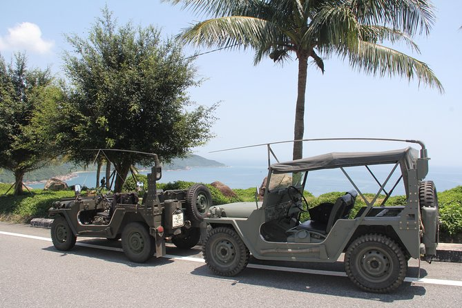 Monkey Mountain/Son Tra Peninsula - 3hr U.S. Army Jeep Tour
