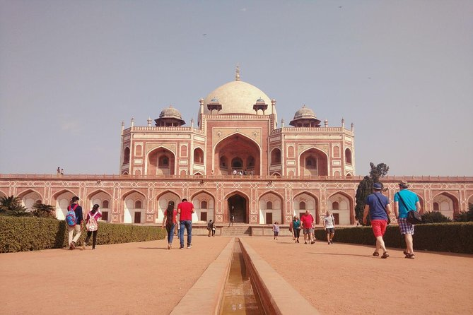 Private Old and New Delhi Full Day Combo Tour