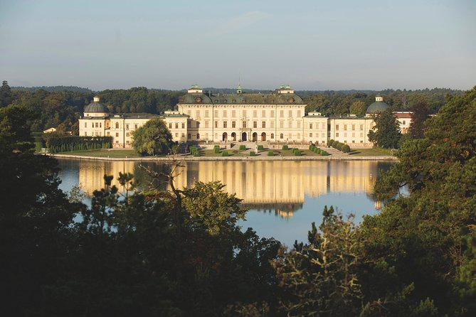 Half Day Stockholm Tour With Drottningholm Castle