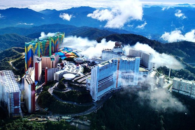 Genting Highlands Day Tour Enroute Batu Caves With Briyani Lunch