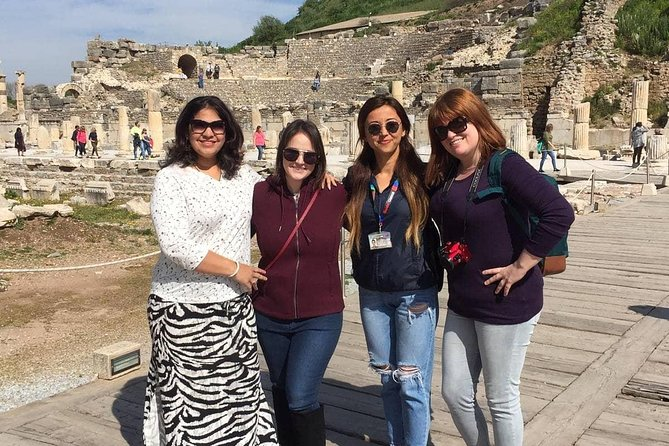2 Days-Ephesus&Pamukkale Tour from-to Istanbul