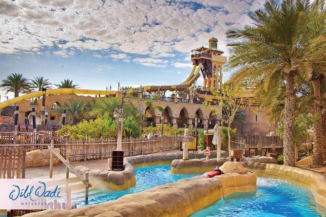 Skip the Line: Dubai Wild Wadi Waterpark-tickets
