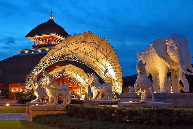 Chiang Mai Night Safari Tour with Round-Trip Transfer