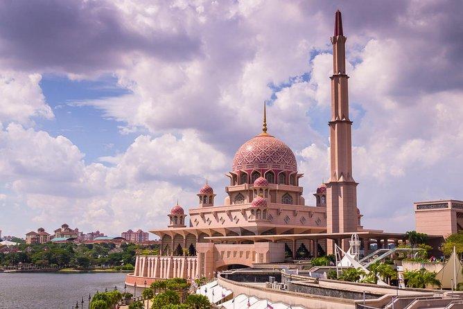 Putrajaya City & Bridges Tour Including Lunch From Kuala Lumpur