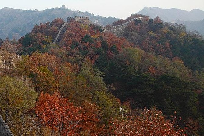 Badaling Great Wall and Mutianyu Great Wall Private Day Tour