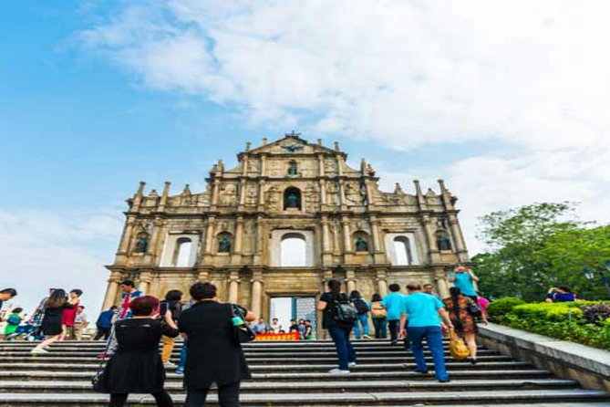 2020 Hong Kong & Macau City Highlights 4Days Tour