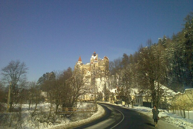 Day trip:Peles Castle , Bran Castle and Rasnov Fortress Tour from Brasov