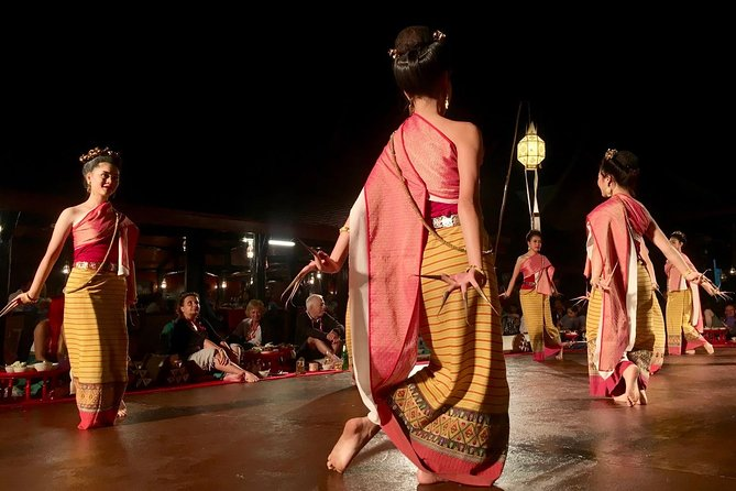 Traditional Khum Khantoke Dinner in Chiang Mai with Dance Show & Return Transfer photo 11