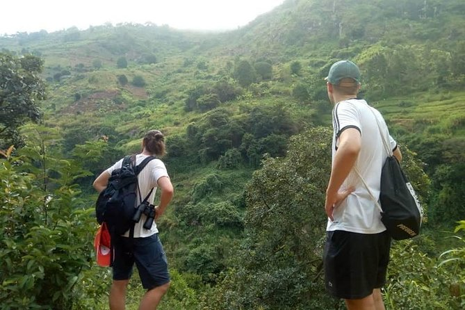 Day trip Hiking to Uluguru Mountains-Choma Waterfalls