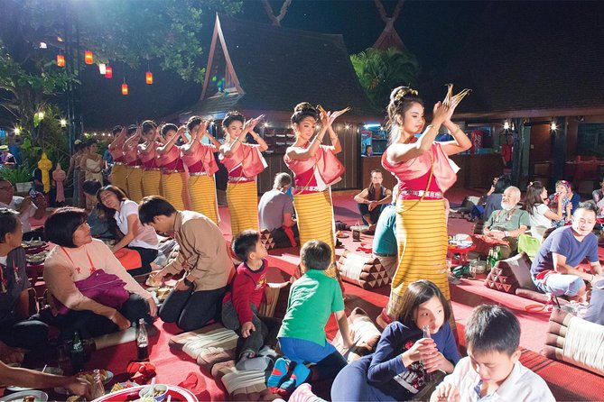 Traditional Khum Khantoke Dinner in Chiang Mai with Dance Show & Return Transfer photo 1
