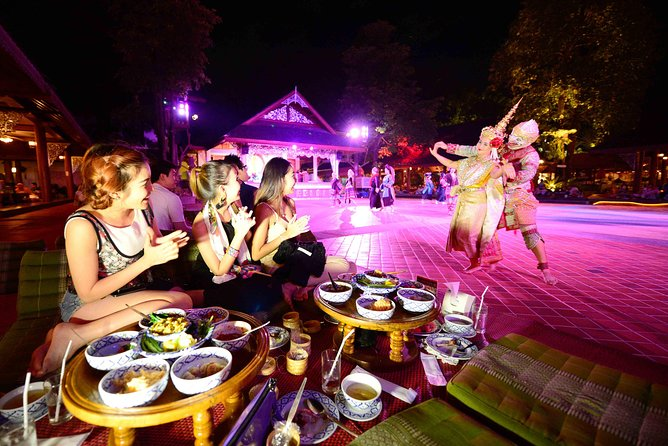 Traditional Khum Khantoke Dinner in Chiang Mai with Dance Show & Return Transfer photo 10