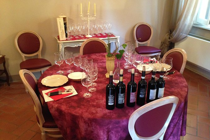 Wine Tasting in Tuscany - Half Day Tour from Florence