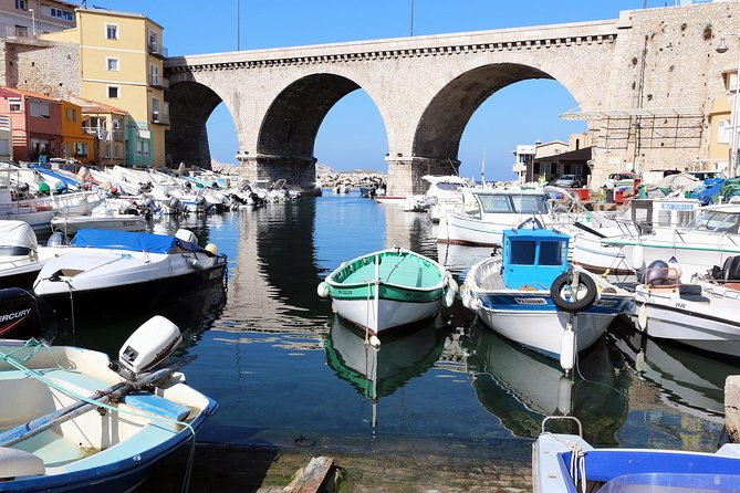 Marseille discover magical secret little fishing ports - half day private tour