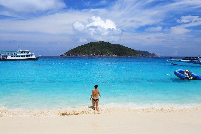 Similan Islands Full-Day Tour from Phuket