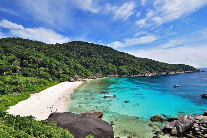 Similan Islands Full-Day Tour from Phuket