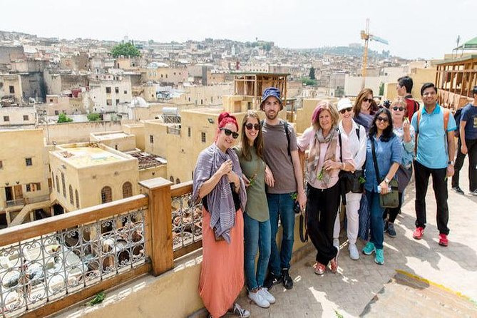 Fez guided tour