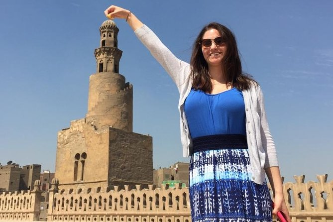 Full-Day Tour of Historical Mosques in Cairo