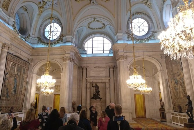 Early Access to Royal Palace of Madrid