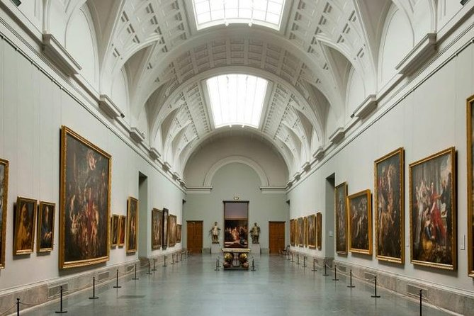 Prado Museum and Royal Palace of Madrid Tour with Skip the Line Entrance photo 11