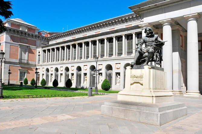 Prado Museum and Royal Palace of Madrid Tour with Skip the Line Entrance photo 4