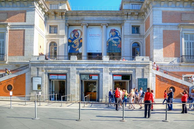 Prado Museum and Royal Palace of Madrid Tour with Skip the Line Entrance photo 2