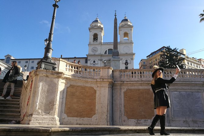 Wonders of Rome Tour: Historic City Tour with Breakfast - Private Tour