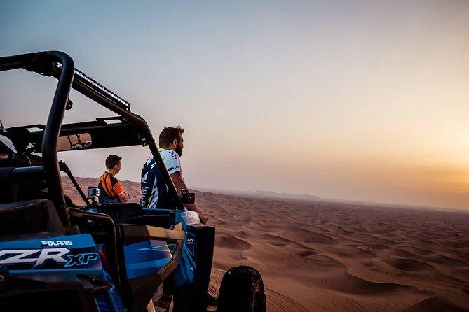 Private Morning Dune Buggy Self Ride - Dubai