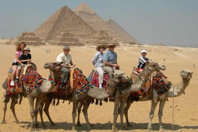 Private Tour: Giza Pyramids and Egyptian Museum with Camel Ride, Felucca Ride photo 18