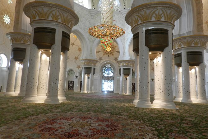 Abu Dhabi Small group city tour from Dubai with Grand mosque, Heritage village photo 4