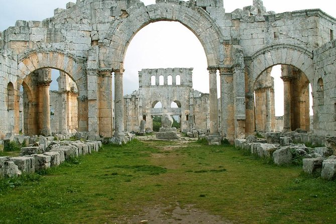 Private Trip: St Simeon Monastery including Motorboat and Camel Ride
