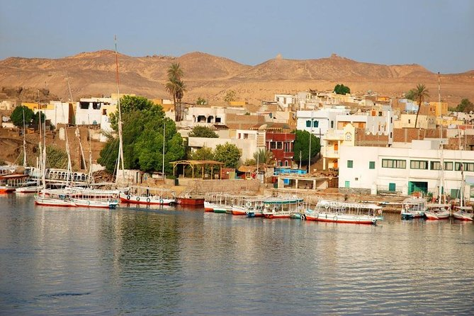 Private Trip: Nubian Villiage by Motorboat