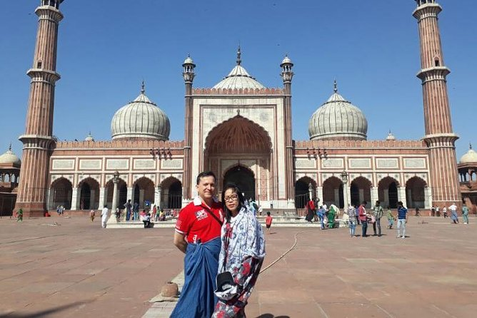 Private Half-Day 4 Hours New Delhi City Tour