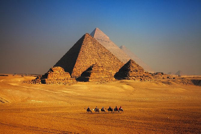 Giza Pyramids and Amir Taz Palace Private Tour photo 7
