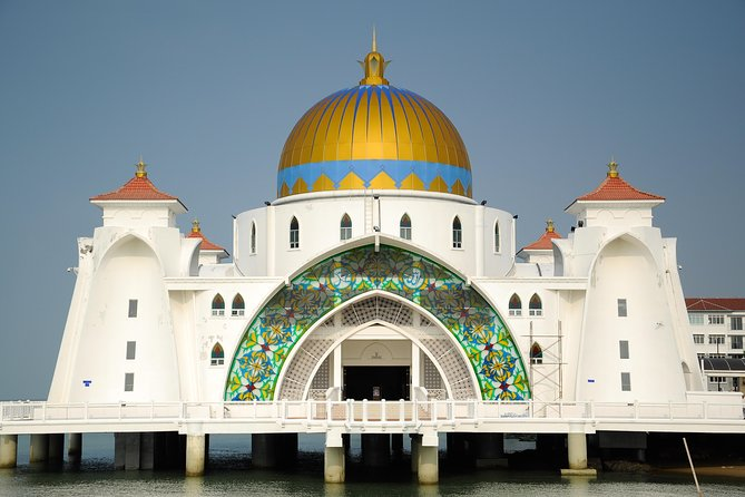 14 Hrs Melaka Ultimate Day & Night Van Tour from Port Dickson