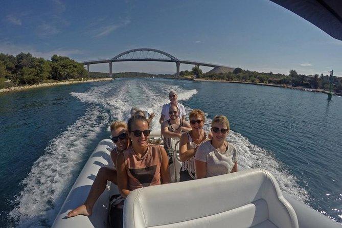 KORNATI ISLANDS & TELASCICA PARK TOUR, Small Group–max 12 ppl, 6 Stops, Full Day
