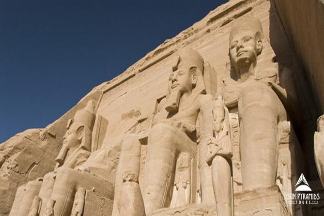 Trip to Abu Simbel & Aswan from Luxor