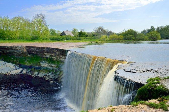 Tallinn Old Town tour combined with Jägala Waterfall visit
