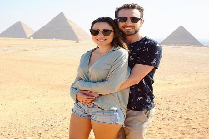 Cairo Layover Tours to Giza Pyramids and Felucca Riding