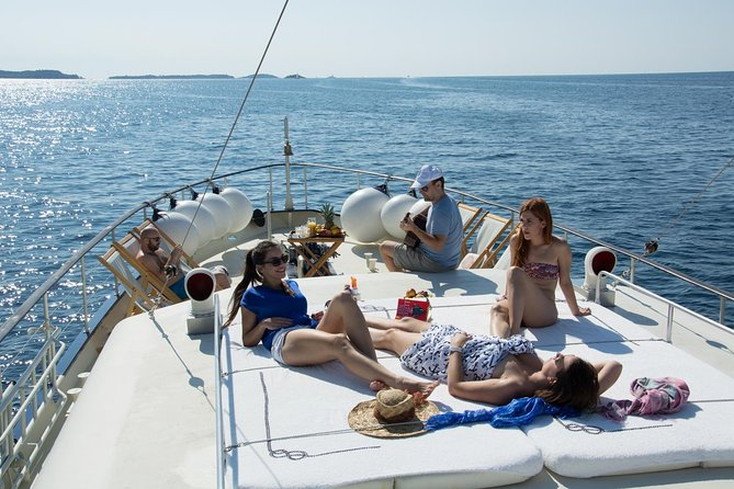 Kemer Relaxation & Sightseeing Yacht Cabin Charter photo 7