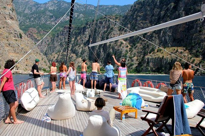 Kemer Relaxation & Sightseeing Yacht Cabin Charter photo 2