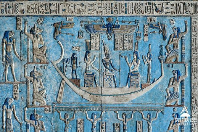 Dendera and Medinet Habu tour