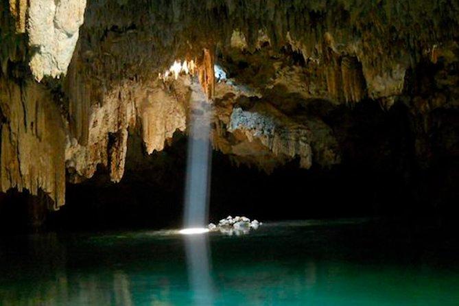 Labnaha Cenote Experience Admission Ticket