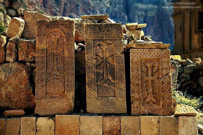 Travel to Armenia / 8 days