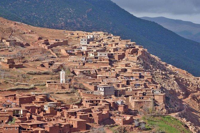 Day Trip to Atlas Mountains, Takerkoust Lake, and Kik Plateau From Marrakesh